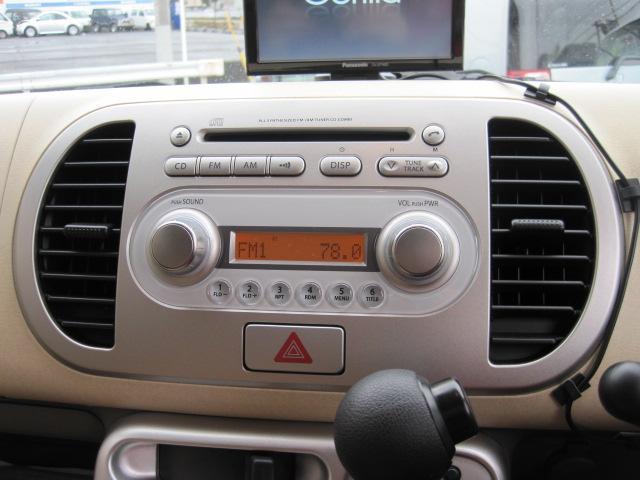 日産 モコ S ナビTV CD ETC キーレス サイドバイザー 保証