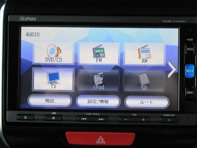 G SSパッケージ 純正ナビ 地デジ DVDビデオ バックカメラ ETC 両側パワースライドドア(58枚目)