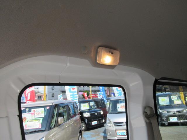 DX GLパッケージ 5AGS キーレス ETC プライバシーガラス 前席パワーウインドウ オーバーヘッドシェルフ 純正仕切りカーテン 社外バックブザー ABS エアバック 保証書 取扱説明書(62枚目)
