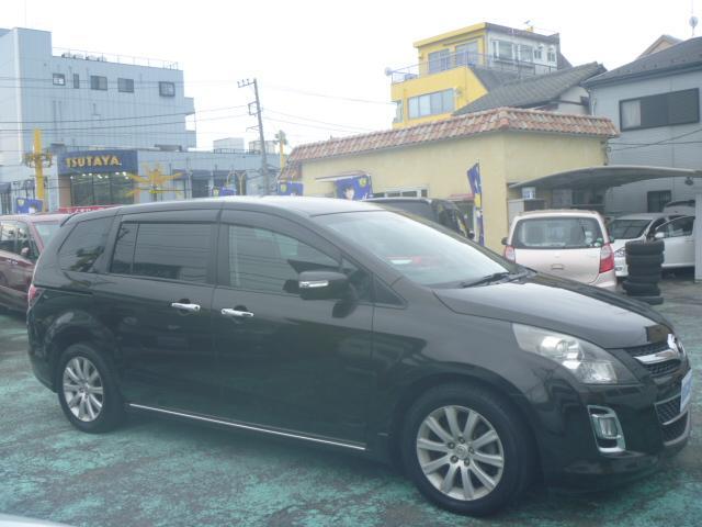 「マツダ」「MPV」「ミニバン・ワンボックス」「千葉県」の中古車49