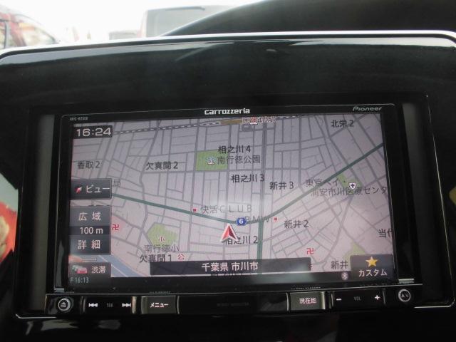 純正ナビ装備!TV、Bluetoothオーディオ、DVD再生機能付き!☆多機能でドライブの頼もしいパートナーですね!