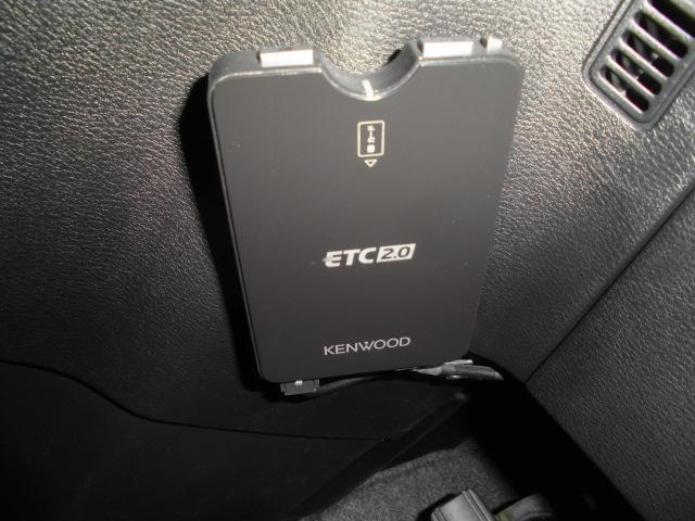 ETC付きです!ETCカードで高速利用すると割引なども多数ありお得です!料金所で窓を開けずに通過できてとても便利ですよ♪♪