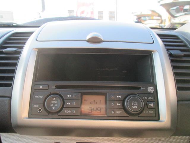 日産 ノート 15X CD インテリキー プライバシーガラス 保証