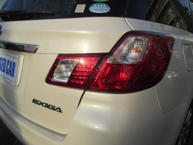 スバル エクシーガ 2.0i-L ガラスルーフ HDDナビ ワンセグ 禁煙車