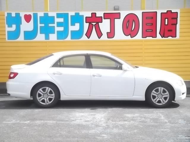 トヨタ マークX 250G Fパッケージ 純正ナビ ワンセグTV ETC
