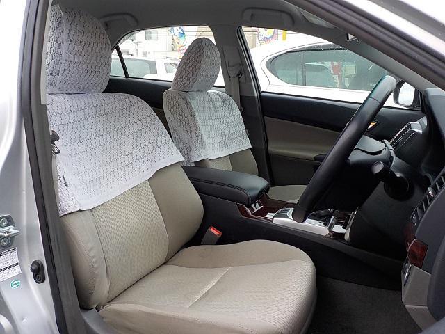 トヨタ マークX 250G リラックスセレクション 社外ナビTV バックモニタ