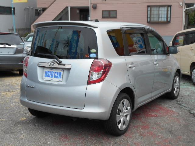 「トヨタ」「ラクティス」「ミニバン・ワンボックス」「千葉県」の中古車5