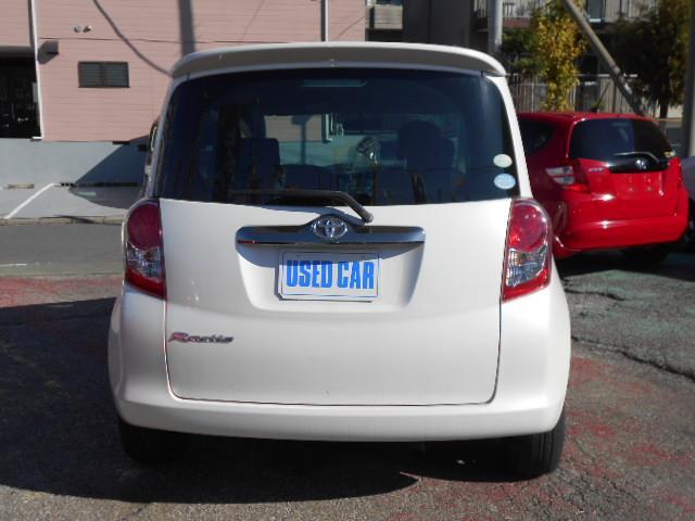 「トヨタ」「ラクティス」「ミニバン・ワンボックス」「千葉県」の中古車4