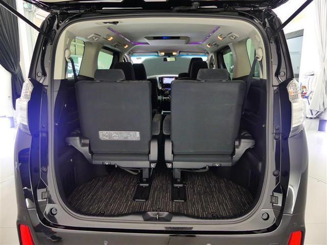 2.5Z フルセグ メモリーナビ バックカメラ ETC 両側電動スライド LEDヘッドランプ 3列シート ワンオーナー DVD再生 記録簿 乗車定員7人 安全装備 ナビ&TV CD アルミホイール 盗難防止装置(17枚目)