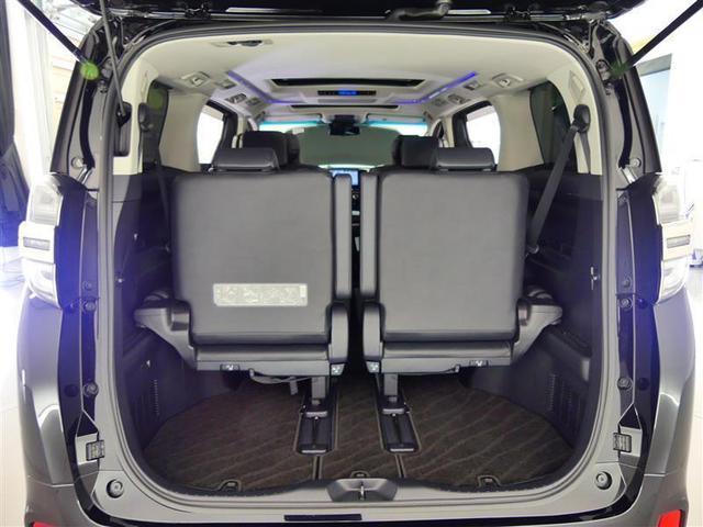 2.5Z Gエディション サンルーフ フルセグ メモリーナビ 後席モニター バックカメラ 衝突被害軽減システム ETC 両側電動スライド LEDヘッドランプ 3列シート ワンオーナー DVD再生 記録簿 乗車定員7人 安全装備(16枚目)