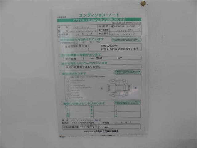 【コンディションシート】右フェンダー・左前ドア・左後ドアを交換した跡が見受けられます。※修復車には該当しません。