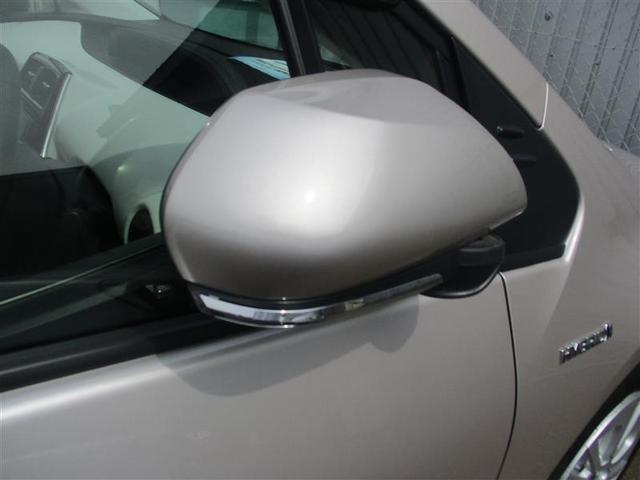 【ウィンカー付ドアミラー】ターンランプ(ウィンカー)付ドアミラー装備車です☆見た目の、カッコ良さだけでなく、車両側後方の原付や、歩行者等への、注意喚起にも役立つスグレモノです♪