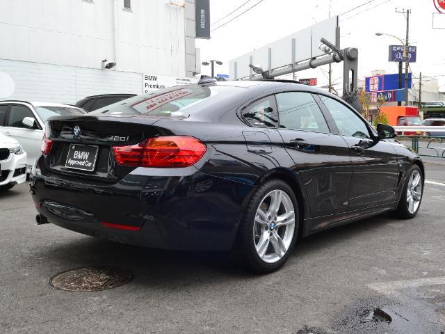 BMW BMW 420iグランクーペMsport認定中古車 サンルーフ