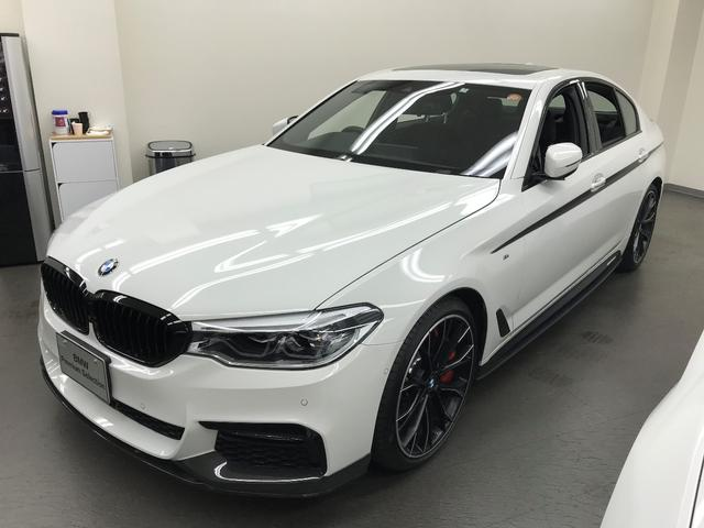 BMW BMW 523dMスポーツMPerformance装備車弊社デモカー
