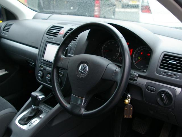 フォルクスワーゲン VW ゴルフヴァリアント TSI コンフォートライン 1オ-ナ- HDDナビ Bカメラ