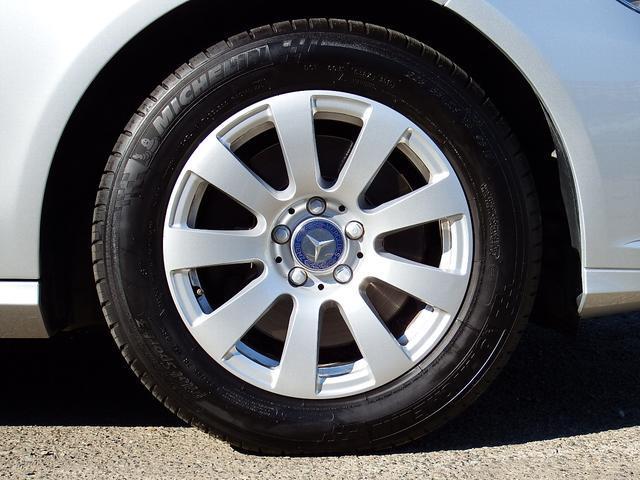 メルセデス・ベンツ M・ベンツ E250CGIブルーエフィシェンシーワゴン