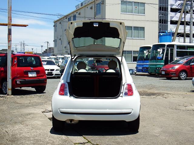 「フィアット」「フィアット 500」「コンパクトカー」「神奈川県」の中古車40