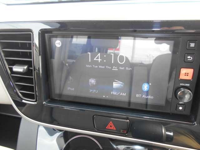 X キーフリ スマートキー バックカメラ WエアB ABS オートエアコン 盗難防止システム 記録簿 エアバッグ サイドモニター パワーウインドウ アイドリング パノラマモニター 衝突回避支援ブレーキ(5枚目)