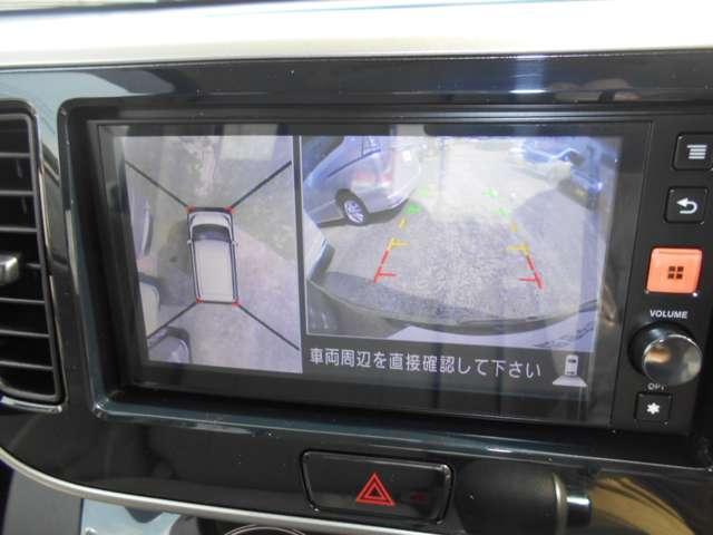 X キーフリ スマートキー バックカメラ WエアB ABS オートエアコン 盗難防止システム 記録簿 エアバッグ サイドモニター パワーウインドウ アイドリング パノラマモニター 衝突回避支援ブレーキ(7枚目)