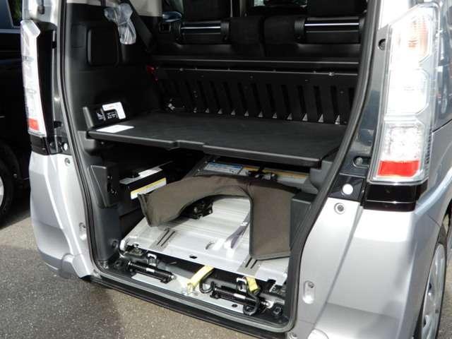 G車いす仕様車 アルミスロープ スマートキー CD(6枚目)