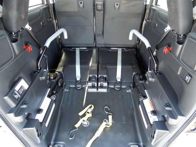 G車いす仕様車 アルミスロープ スマートキー CD(8枚目)