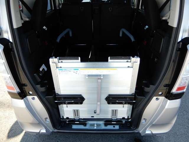 G車いす仕様車 アルミスロープ スマートキー CD(11枚目)