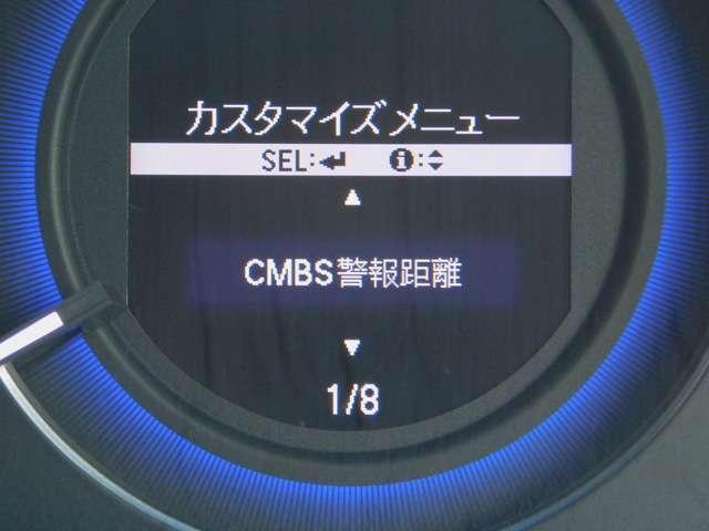 ハイブリッドアブソルート・Hセンシング ナビ リアモニター(11枚目)