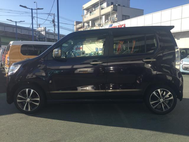 「スズキ」「ワゴンRスティングレー」「コンパクトカー」「東京都」の中古車20