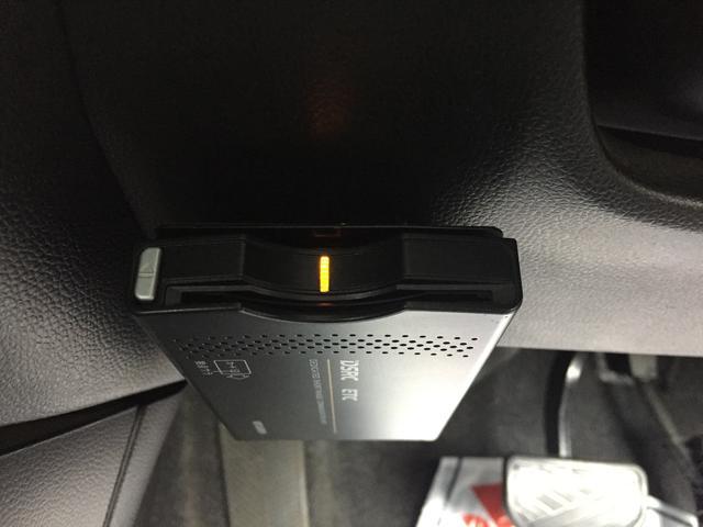 運転席側に外付けのETCが備わっております。納車前にセットアップを行いますのでご納車後すぐにご利用いただけます!