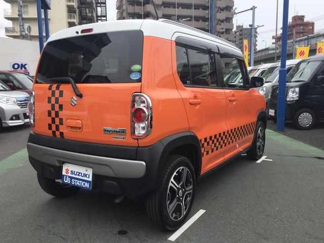 「スズキ」「ハスラー」「コンパクトカー」「東京都」の中古車17