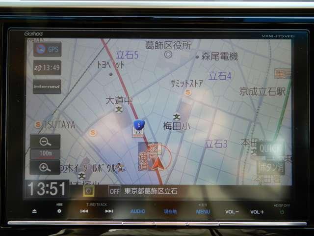 L ホンダセンシング Gathersメモリーナビ ホンダセンシング ドライブレコーダー(6枚目)