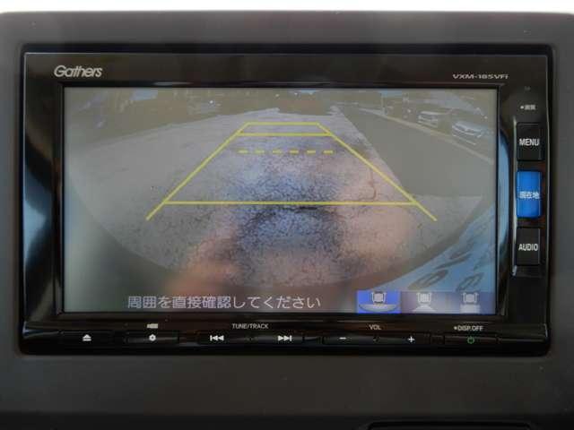 Gathersメモリーナビ ホンダセンシング バックカメラ ETC LEDヘッドライト スマートキー(8枚目)