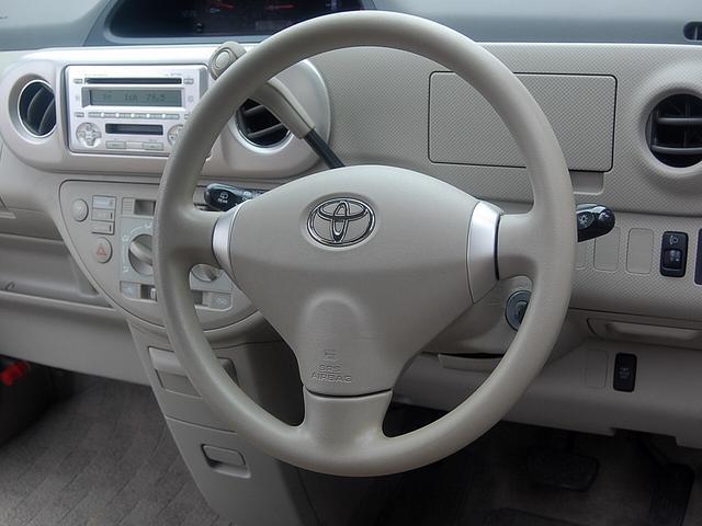 トヨタ ポルテ 130i電動スライドDr 保証書