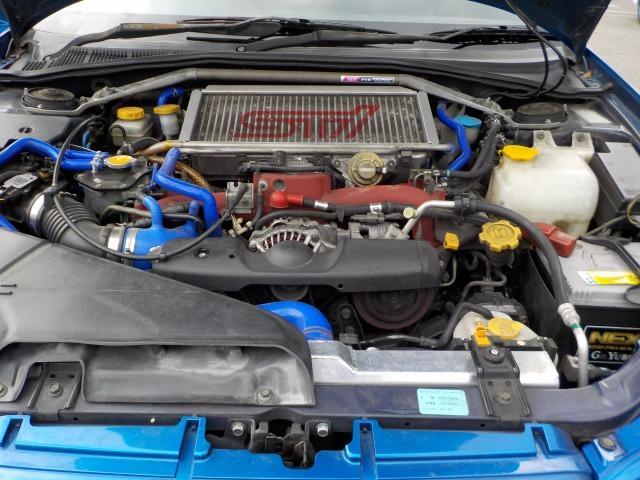 スバル インプレッサ WRX STiプロドライブ4WDタイベル済HDDナビ地デジ