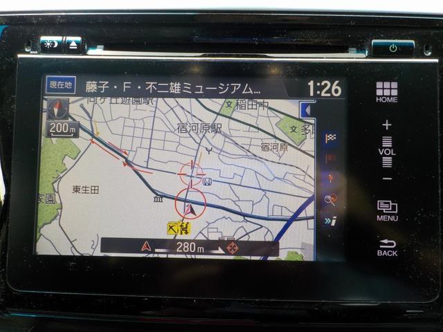 HVアブソルートHセンシングEXツインナビ両電動D黒革シート(16枚目)