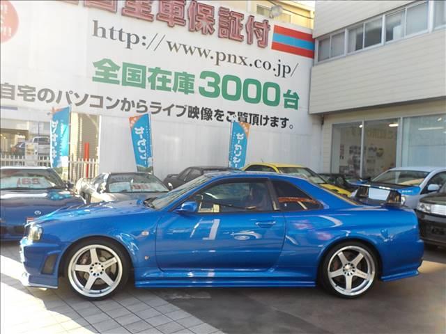 GT-R VスペックII希少プロトタイプ村山工場製1オーナー(4枚目)