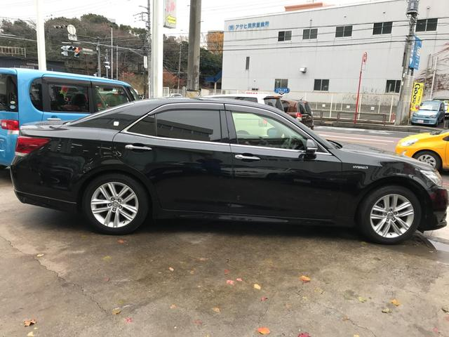 「トヨタ」「クラウンハイブリッド」「セダン」「神奈川県」の中古車8