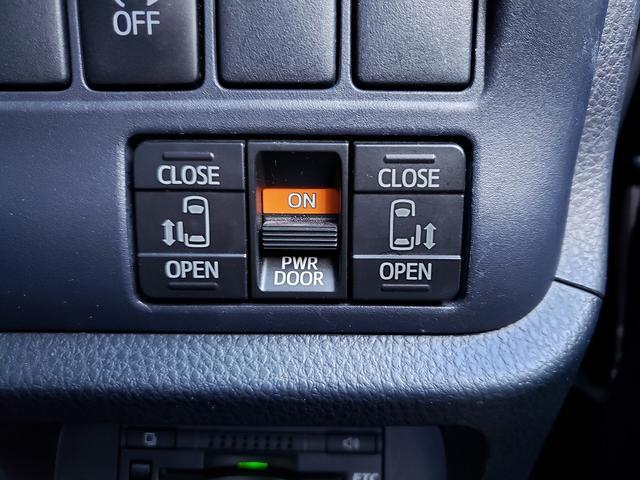 Si 専用エアロ!9インチSDナビ!フルセグTV!Bluetooth接続可!ETC!両側電動スライドドア!アイドリングストップ!LEDヘッドライト!スマートキー!プッシュスタート!デュアルエアコン!7人乗り(34枚目)
