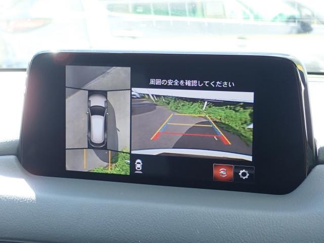 XD プロアクティブ 4WD 6人 360°ビュー(12枚目)