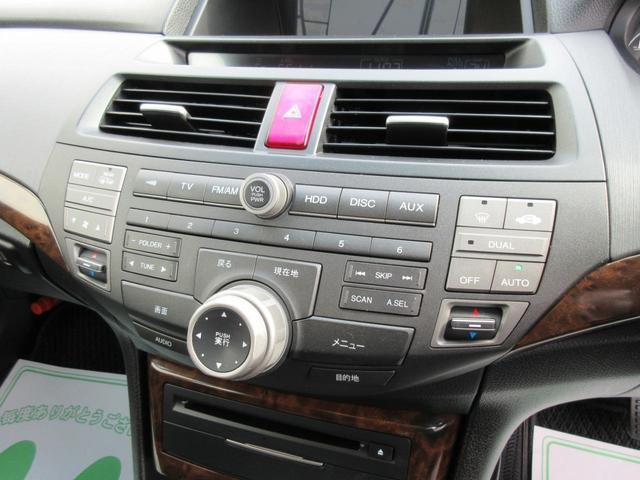 35TL HDDナビBカメHIDETCコーナーセンサー禁煙車(12枚目)