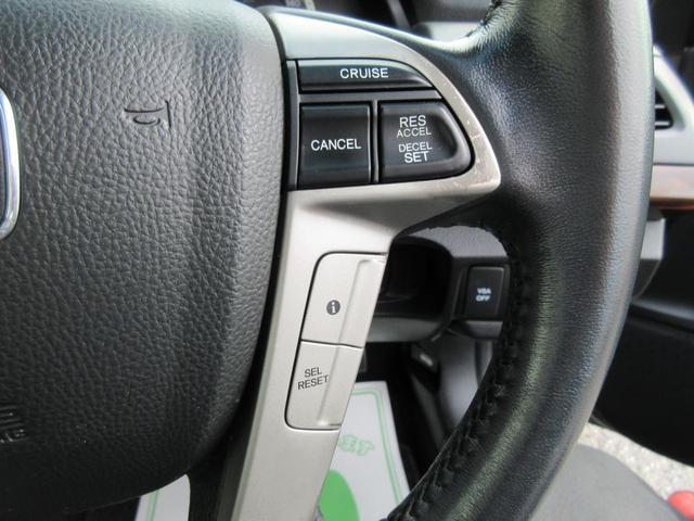 35TL HDDナビBカメHIDETCコーナーセンサー禁煙車(18枚目)