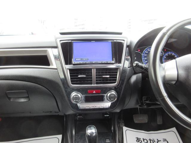 2.0i-S 4WD SDナビ フルセグ DVD CD 後席フリップダウンモニター プッシュスタート スマートキー HID ETC 純正17インチAW(9枚目)