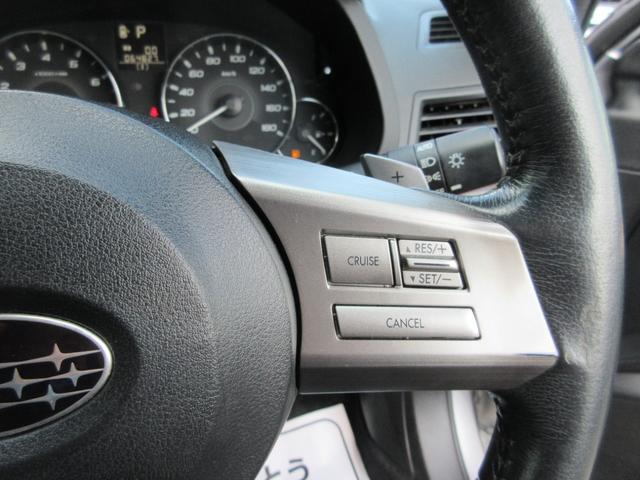2.5i Lパッケージ 4WD メモリーナビ ワンセグ DVD HID ETC スマートキー プッシュスタート クルーズコントロール 純正17インチAW MTモード(19枚目)