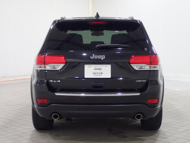 リミテッド ディーラー車 認定中古車保証1年付帯 ブラックレザーシート パワーリヤゲート(28枚目)