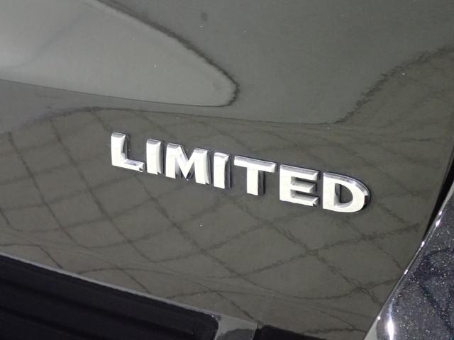 リミテッド ディーラー車 認定中古車保証1年付帯 ブラックレザーシート パワーリヤゲート(31枚目)