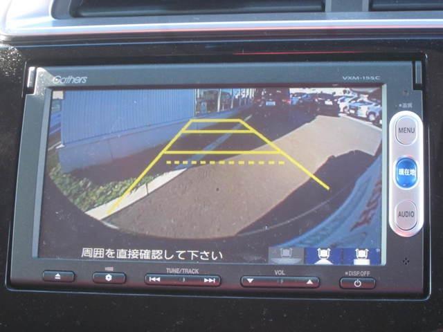 ホンダ フィット 13G・Fパッケージ 元レンタカー メモリーナビ リアカメラ E