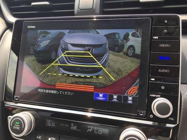 EX ・ナビ・リアカメラ・ETC・元デモカー(4枚目)