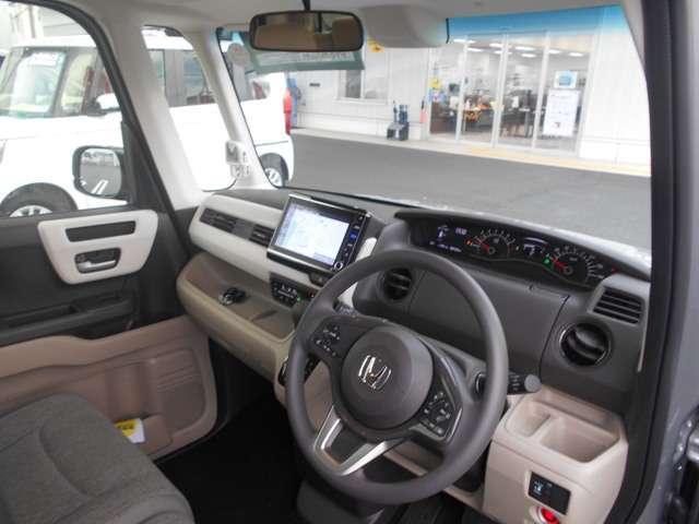 G・Lホンダセンシング 試乗車UP 禁煙車 安全運転支援SYS 純正8インチメモリーナビ Bluetooth 音楽録音機能 フルセグ Rカメラ ETC 左側電動スライドドア LEDヘッドライト 2列目シートスライド(12枚目)