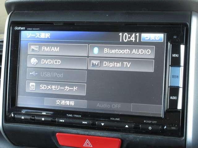 G・Aパッケージ 純正メモリーナビ Bluetooth ETC Rカメラ(5枚目)