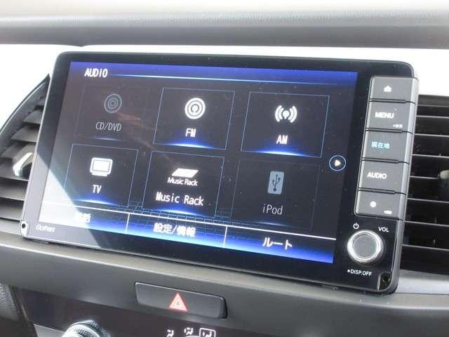 ホーム 当社試乗車 純正9インチナビ Bluetooth(5枚目)